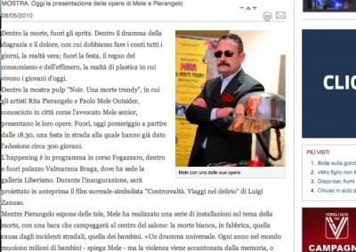 Gdivi sito Mele Pierangelo